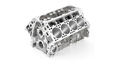 Bloc Motor on Lt1 Intake Manifold
